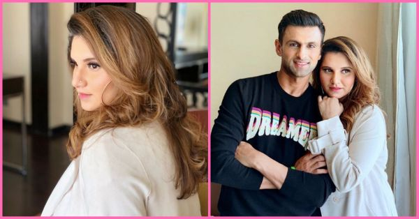 Sania Mirza And Shoaib Malik Welcome A Baby Boy!