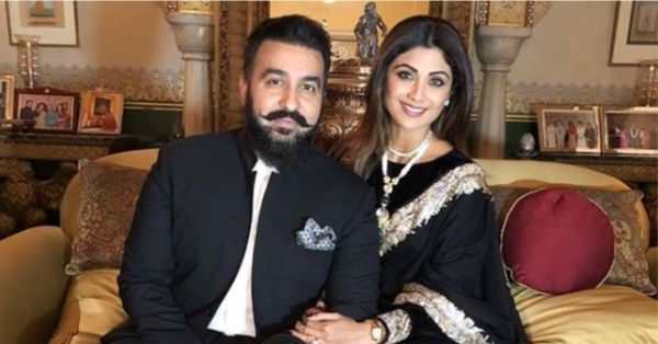Shilpa Shetty's Husband Gave Her A Surprise That *Drove* Her Crazy!