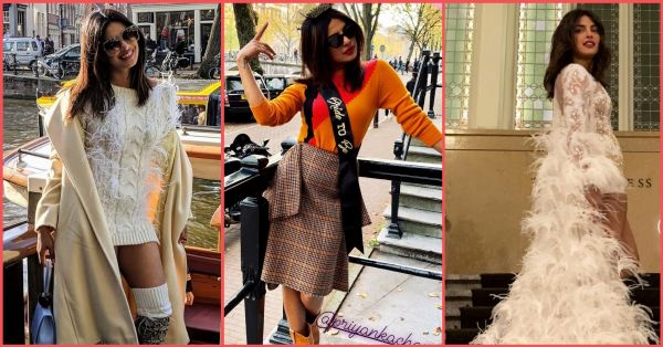 Priyanka Chopra's Bachelorette Weekend Was A Hoot And lt's All Because Of These Boots!