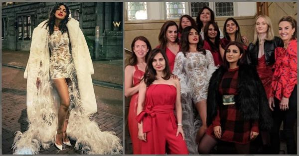 Parineeti And Isha Ambani Flew Down For PC's Bachelorette & It Was A Mad Party!