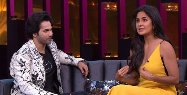 9 Hilarious Things We Learnt About Katrina Kaif When She Had Koffee With Karan
