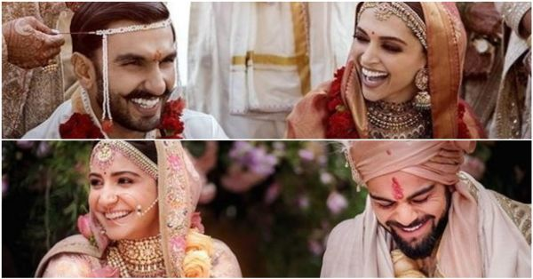 8 Similarities Between The DeepVeer And Virushka Weddings We Bet You Didn't Notice!