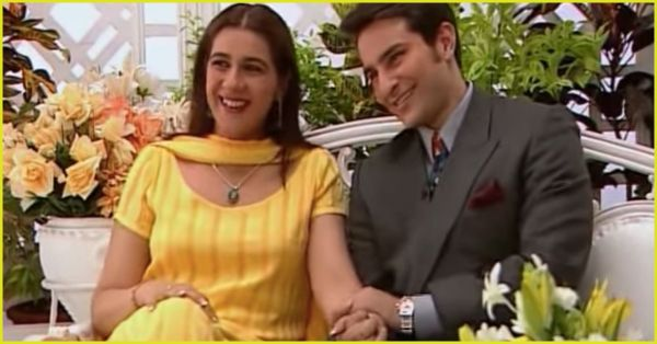 Throwback: When Saif Ali Khan & Amrita Singh Were So In Love Back In 1999!