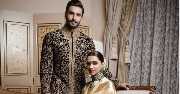 DeepVeer's First Pictures From Their Reception Are Here & They Look Drop-Dead Gorgeous!