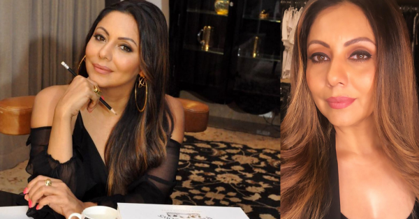 Corporate Chic: Gauri Khan Shows Us The One Makeup Look That's Perfect For Your 9 to 5