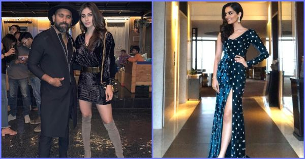 Mouni Roy & Manushi Chhillar Give Us A Lesson On How NOT To Wear Velvet