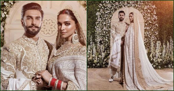 First Photos Of DeepVeer's Reception Are Here & They Look Like Real-Life Bajirao & Mastani!