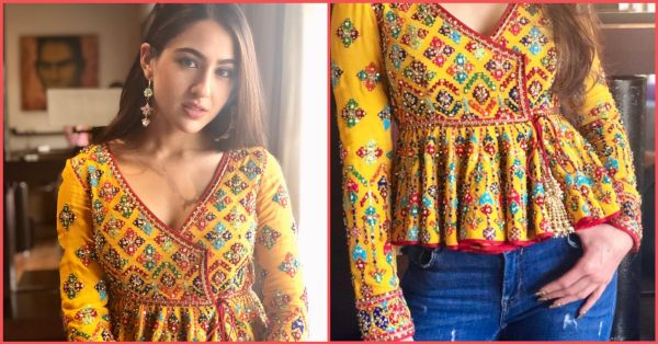 Sara's Rajasthani Angrakha And 9 Other Indian Traditional Dresses Perfect For The Desi Girl!