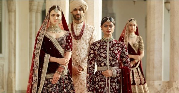 Just Eight Of Our Favourite Sabyasachi Brides Of 2018!