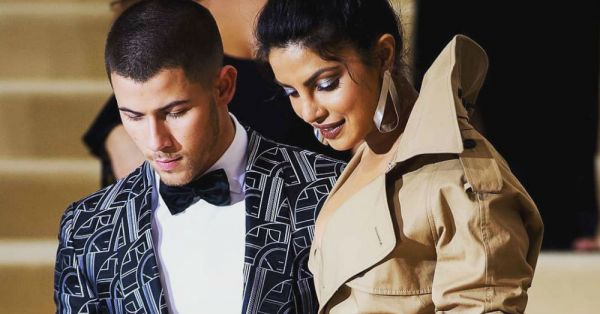 Priyanka's Matchmaker Is Breaking A Rule By Designing Her Wedding Dress... And We're Crying