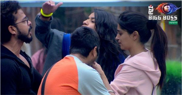 Bigg Boss Season 12 Episode 74: Sreesanth Calls Surbhi 'Characterless'