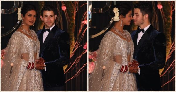 First Pictures From The Nickyanka Reception Are Here & The Couple Looks Absolutely Stunning!