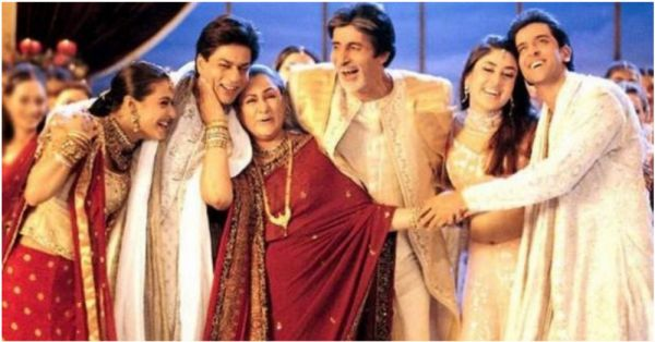 17 Mistakes In K3G That Will Give You 'Thodi Khushi Thoda Gham'