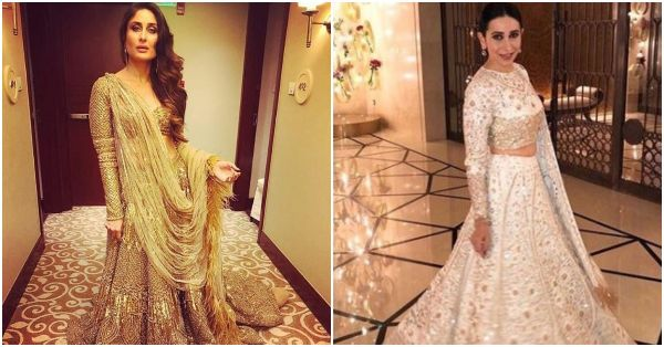8 Lehengas We Spotted In 2018 That Are Giving Us Major Ethnic Wear Goals!