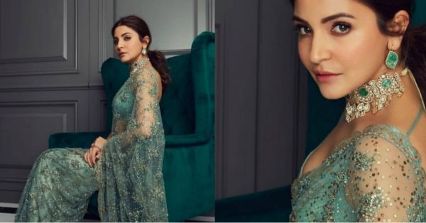 Like Royalty: A Complete Breakdown Of Anushka Sharma's *Maharani* Look