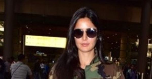 Katrina Kaif Just Sported A Trend That's Wicked Cool And Will Ensure You Stand Out In A Crowd!