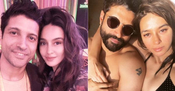Farhan Akhtar May Now Be 'Far Out' Off The Market After Engagement With GF Shibani Dandekar!