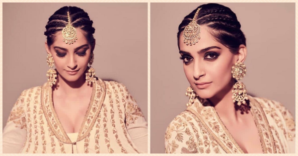 From A Lehenga To An LBD: Sonam's Matte Smokey Eyes Are Perfect For Your Bestie's Wedding!