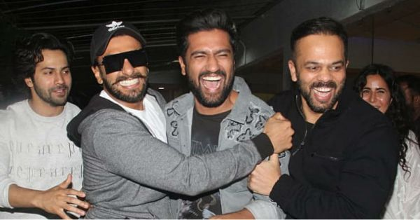 See Videos: Bollywood Attacks Vicky Kaushal...With Love At Uri's Special Screening