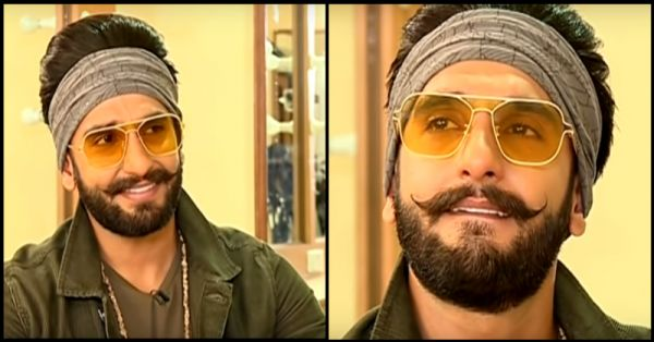 This Video Of Ranveer Singh Tearing Up Mid-Interview Has Our Heart