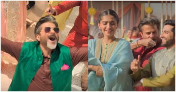 Sonam & Dad Anil Kapoor Bring Back *Ishq Mitha* As The Shaadi Song Of 2019!