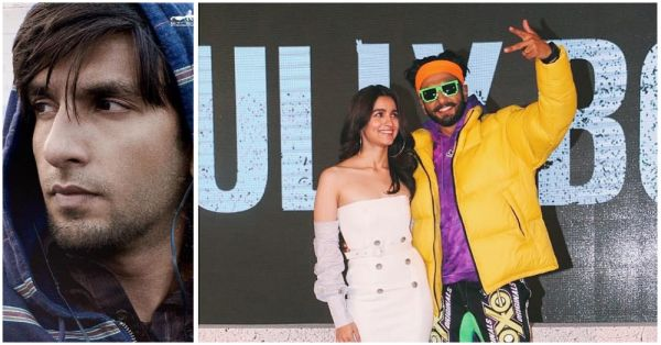 Jam Be Damned! Ranveer Singh Raps 'Apna Time Aayega' While He's Stuck In Traffic