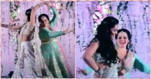 This Bride's Adorable Dance With Her Maasi Is Making Us Wish We Could Hug Ours Right Now!