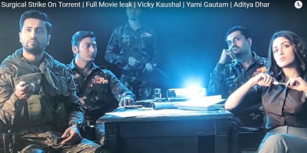 Vicky Kaushal's 'Uri' Is Available Online For Free: All You Have To Do Is Download This 4GB File