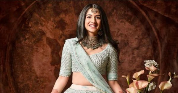 Another Ambani Wedding On The Cards? Radhika Merchant Looks Shaadi Ready In This New Picture!
