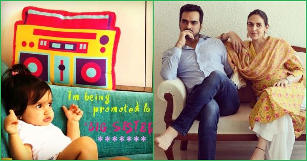 Baby On Board: Esha Deol Announces Second Pregnancy In The Cutest Way
