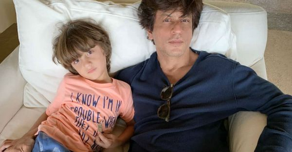 AbRam Khan Has An Important Message For You And It's On His Red T-shirt