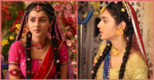 Phoolon Ka Taaron Ka: This Girl Will Inspire You To Braid Your Hair Like Mallika Singh From RadhaKrishn