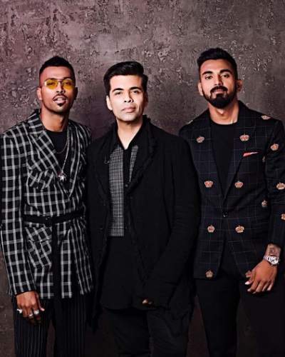 Karan Johar Apologises To Hardik & Rahul: Never Thought They'd Get Into So Much Trouble