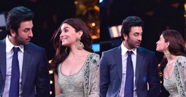 Alia Bhatt's 'Dangerous Smile' Is For Ranbir Kapoor's Eyes Only In These New Pictures!