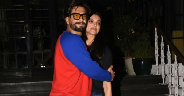 Ranveer Is All Hugs And Kisses For Deepika And We Feel The Same About His OOTD!
