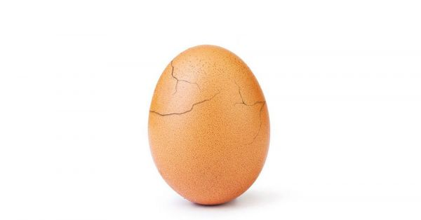 The World Record Egg Has Finally 'Cracked' & You Would've Never Guessed Why!