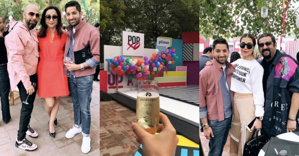 Delhi's A-Listers Got Together To Celebrate #POPxoTurns5 And The Launch Of Luxeva