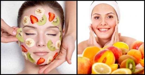 Homemade Fruit Face Pack in Hindi