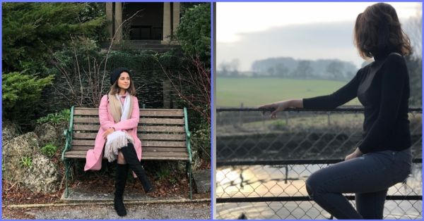 Jennifer Winget Is On A Break After Bepannah & Her Postcards From England Are Beyhadh Beautiful