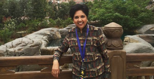 Former Pepsi CEO Indra Nooyi Joins Amazon's Board Of Directors