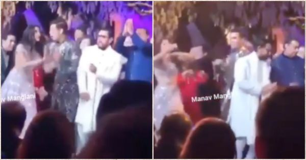 The Ambanis Had The Entire B-Town On Stage Again But It Was Aamir Khan Who Stole The Show!