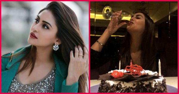 'Belanwali Bahu' Krystle D'Souza Brought In Her 29th Birthday In Style!