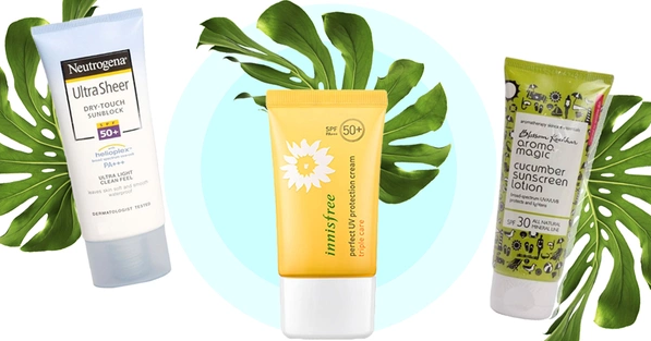 These Non-Sticky Sunscreens Will Protect and Love Your Oily Skin!