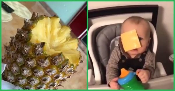 #WTF: From The Pineapple Challenge To The Cheese Challenge, 2019 Is All About *Vellapanti*