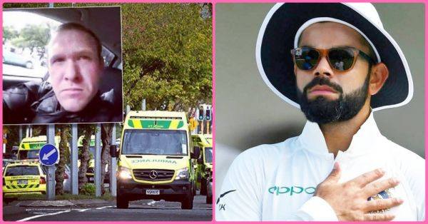 New Zealand Shooting: Virat Kohli & Other Cricketers React To The Gruesome Attack