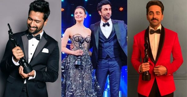 From Alia Bhatt To Vicky  Kaushal, Here's Everyone Who Won At The Filmfare Awards 2019!