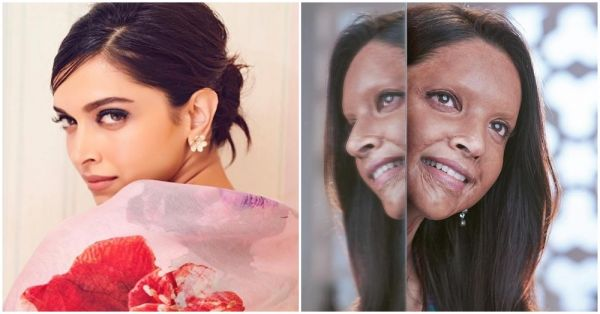 Chhapaak: Deepika Padukone's First Look As An Acid Attack Survivor Is Out!