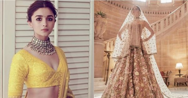 Not So Mehenga: You Can Now Rent A Sabyasachi Lehenga From These Stores At A Total Bargain!