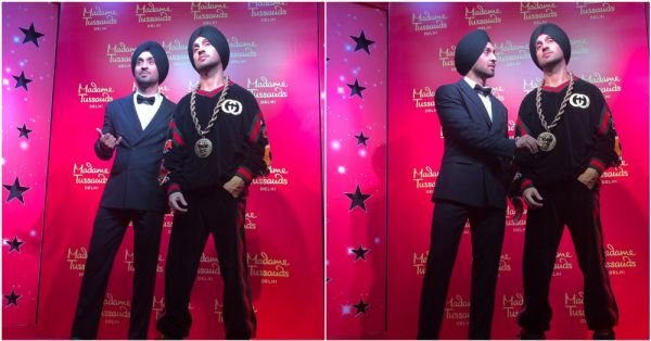 Diljit Dosanjh Is The First Turbaned Sikh To Get A Wax Statue At Delhi's Madame Tussauds