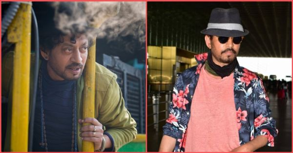 He's Back! Irrfan Khan Shares A Heartfelt Message Announcing His Return To Bollywood
